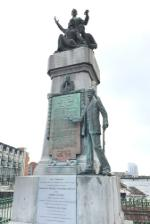 1916 monument, sarsfield bridge