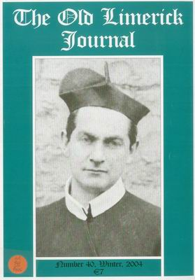 Cover of Old Limerick Journal, vol. 40
